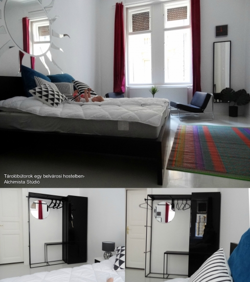 Hostel collage 2